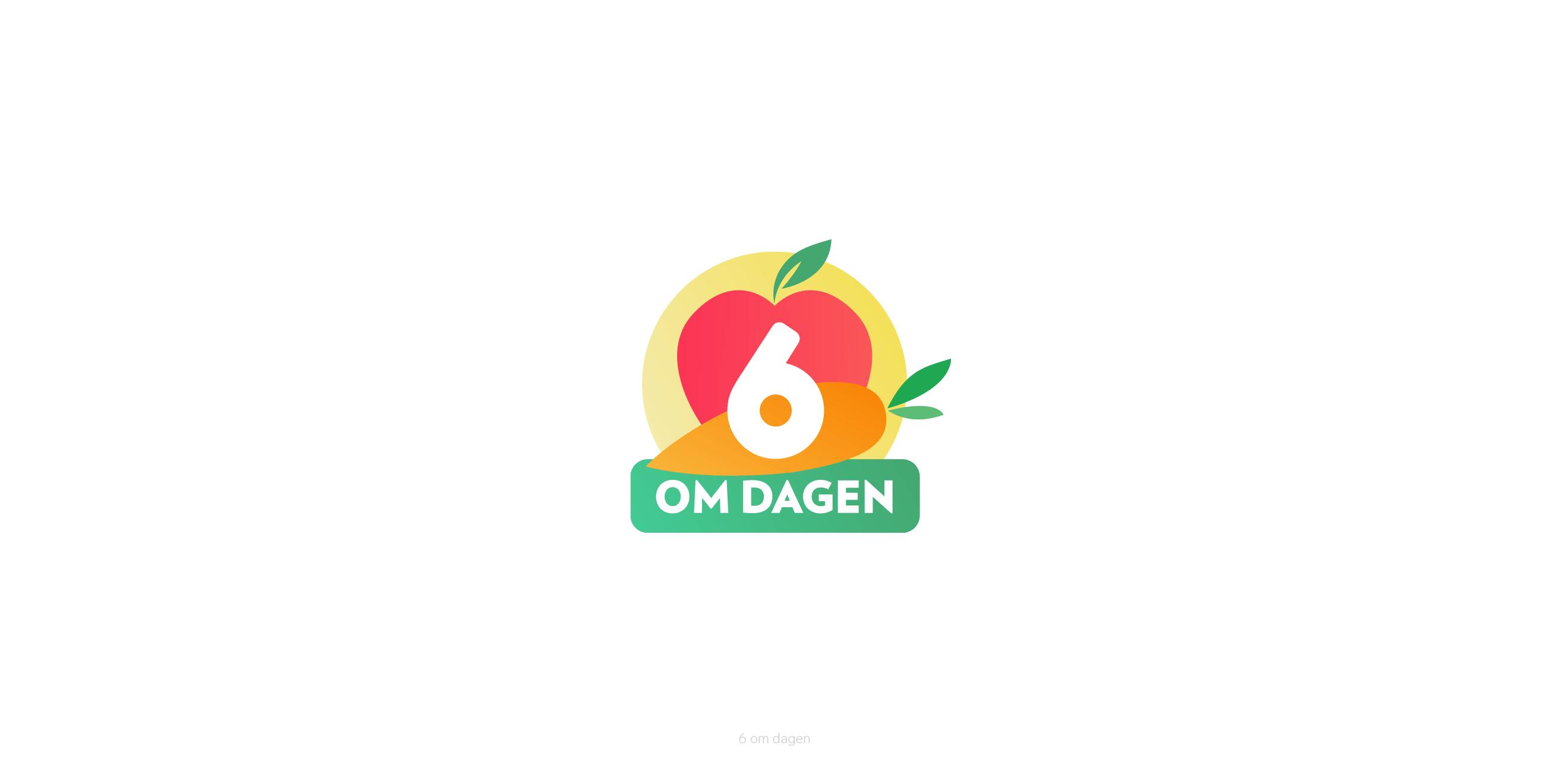 Logo — 6 om dagen