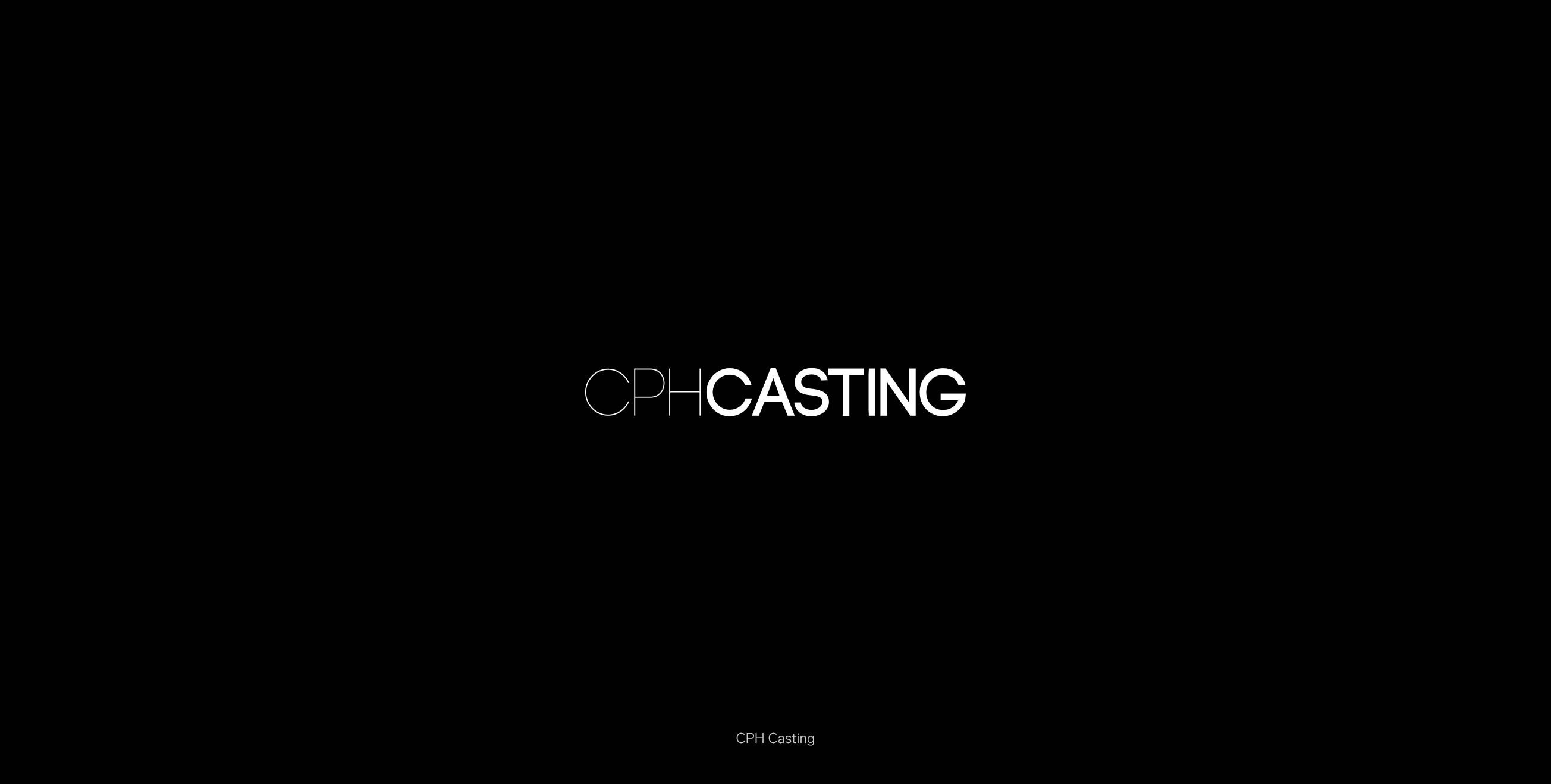 Logo — CPH Casting