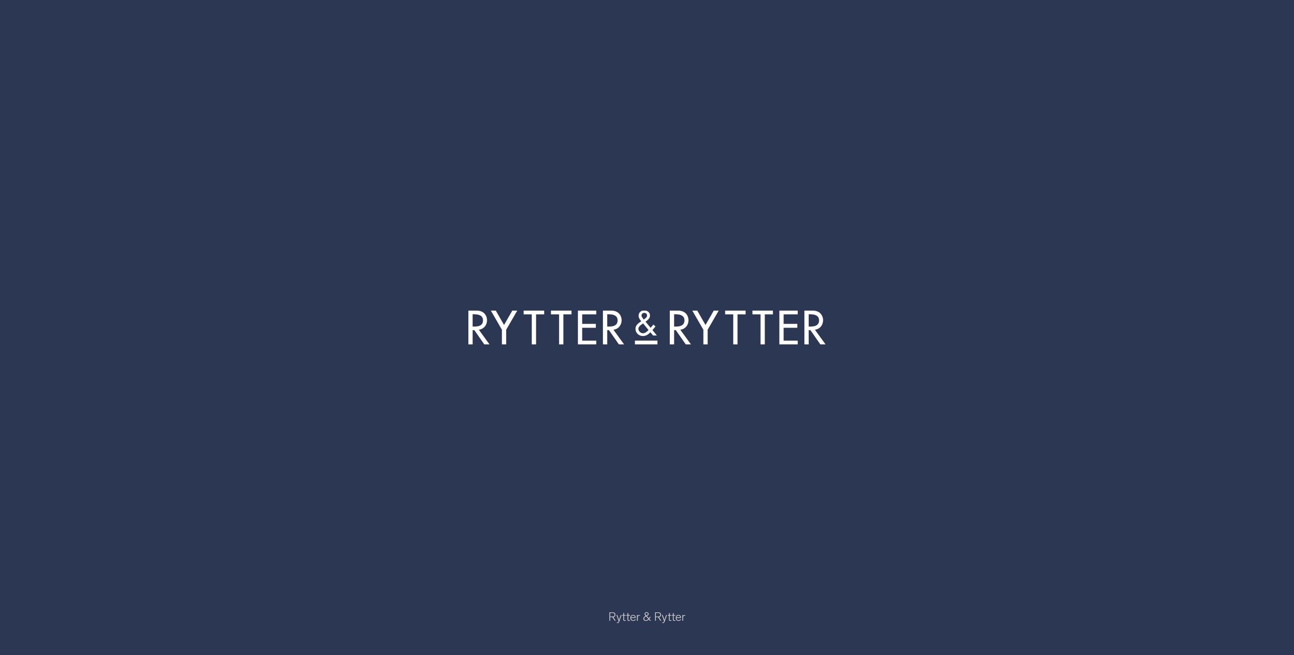Logo — Rytter & Rytter