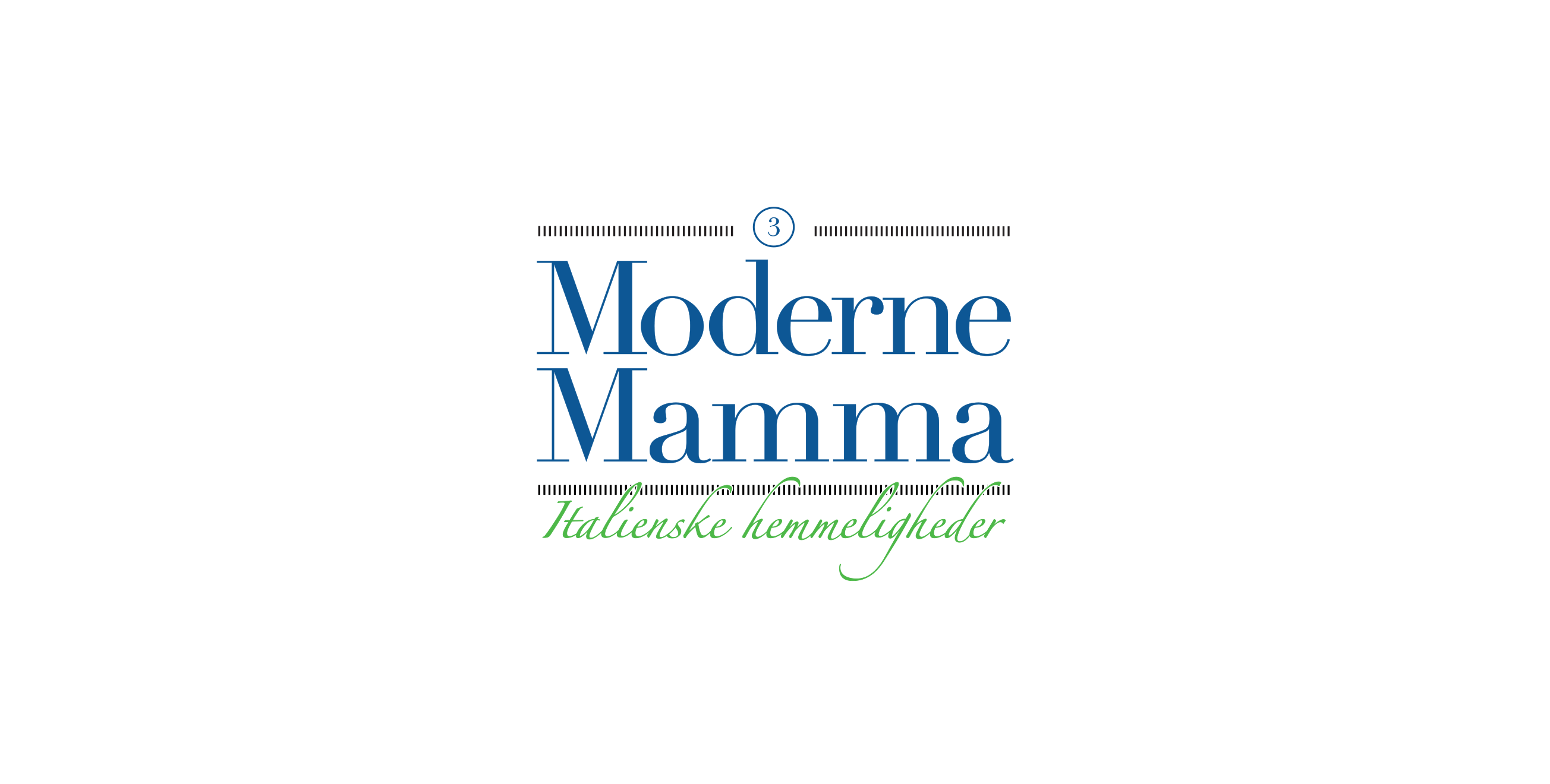Moderne Mamma — Art direction and editorial book design.